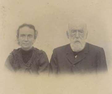 ANTÔNIO E FLAVIANA - 1900