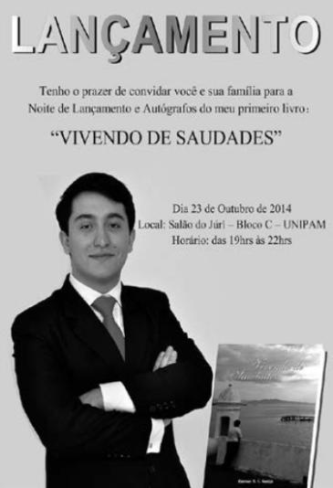 VIVENDO DE SAUDADES